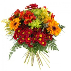 Ramo Grande con flores variadas